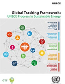 Global Tracking Framework 2017: UNECE Progress in Sustainable Energy